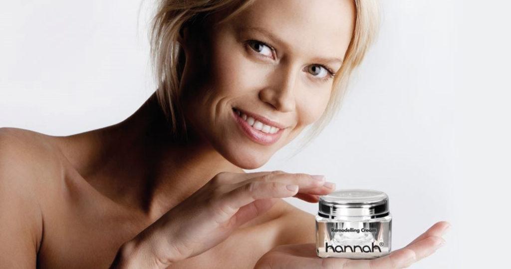 hannah Remodelling Cream op basis van 12% Vitamine E - hannah blog