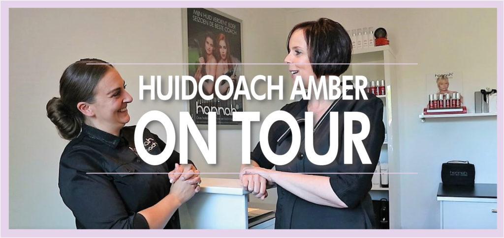 huidcoach Amber on Tour_Aflevering 1_Annet van der Wiel