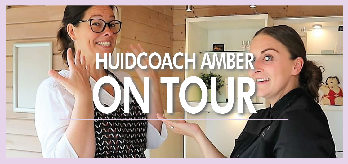 Banner_Huidcoach Amber on Tour_Afl.4 Jolanda Hekkers