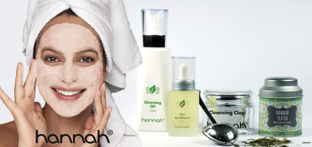 hannah teatox - winactie - hannah teatox pakket - hannah Cleansing Oil - hannah Cleansing Clay - hannah Skin Conditioner - hannah teatox