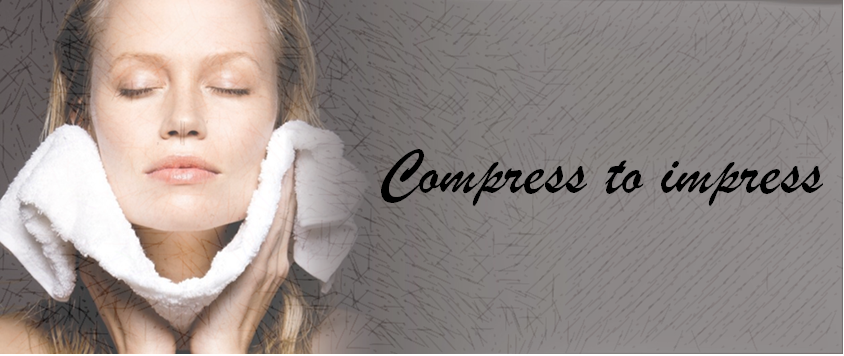 Compress to impress-kompresdoek
